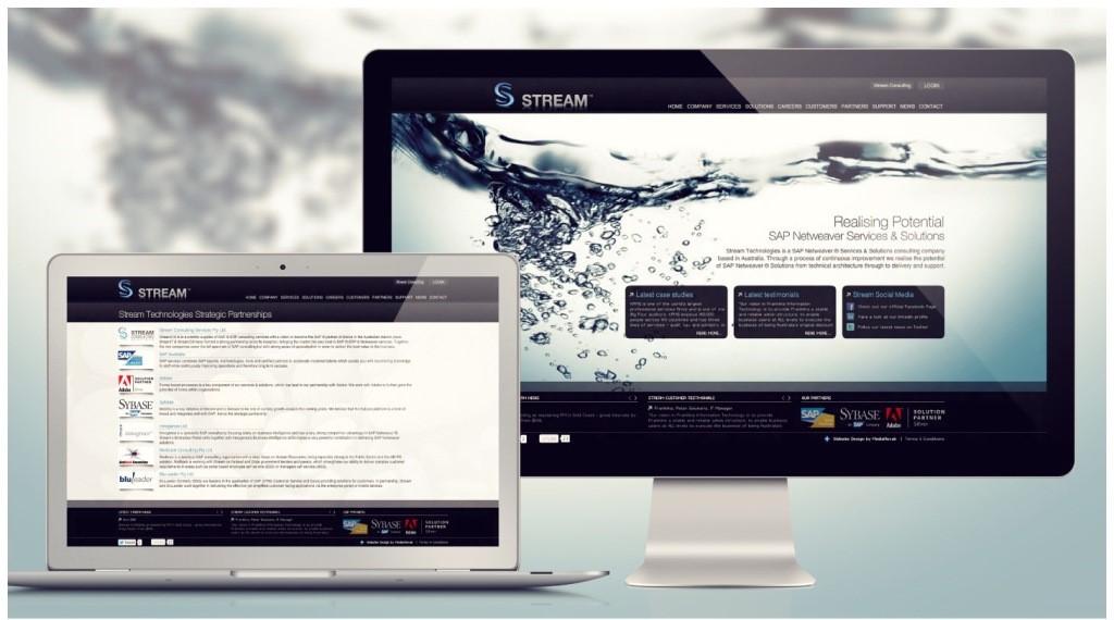 طراحی سایت خبری 2